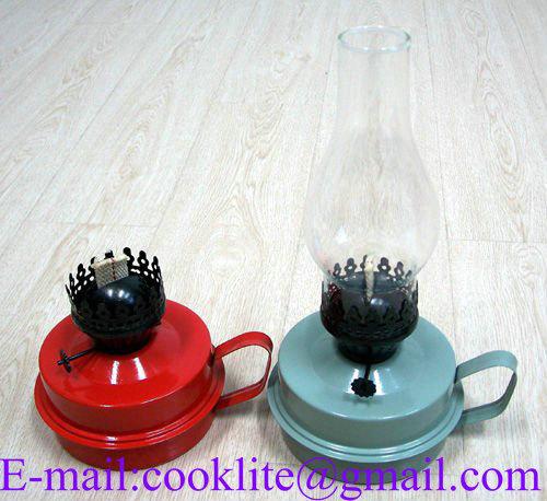 Lamparinas e Lampioes / Lampada de querosene