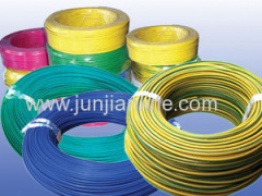 A wide selection of wire variety of colors