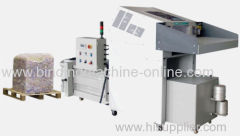 Industrial shredder for paper shredding and CD shredding and USB shredding + Baler