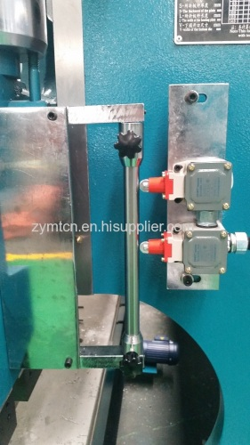 ZYMT hydraulic bending machine with CE and ISO9001 certification
