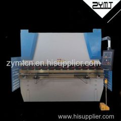 hydraulic metal plate bending machine