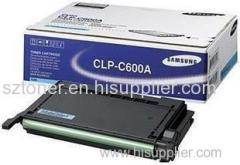 Genuine Original samsung CLP 600 toner cartridge