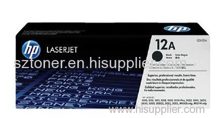 HP Q2612A TONER CARTRIDGE original