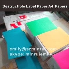 Largest Manufacturer of A4 Eggshell Papers