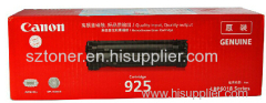 Canon 925 Original Toner Cartridge for canon 3010 mf3010 lpb6108 6000