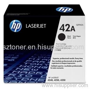 HP 5942A Toner Cartridge