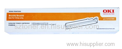 OKI B6300 toner cartridge OKI 9004079