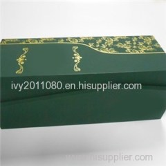 Luxury Wood Wine Packaging Box