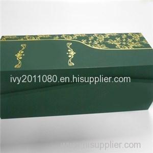 Luxury Wood Wine Packaging Box