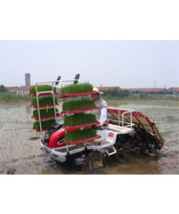 High speed rice transplanter