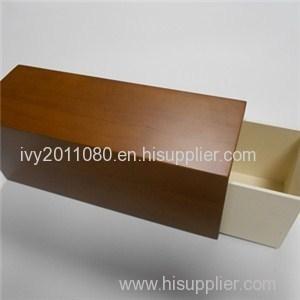 Luxury Wood Drawer Box