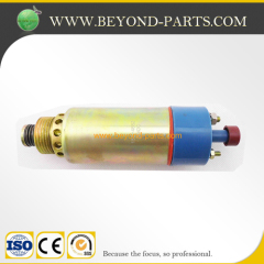 caterpillar E325 325 engine stop solenoid valve shut off valve 155-4652 8C-3663