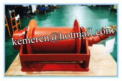 20 ton free fall hydraulic winch