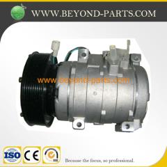caterpillar CAT excavator 330C air conditioner compressor 4472608391 KS-10S17C-9