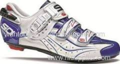 Sidi Genius 6.6 Carbon Lite Men's Shoes 2012 Blue/White