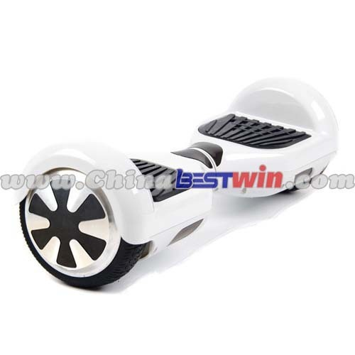2015 newest with colorful LED light and bluetooth two wheels self balancing scooter