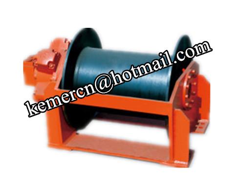 dredger winch manufacturer hydraulic winch