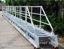 CCS / ABS / DNV / NK Type Outfitting Equipment Marine Accommodation Ladder