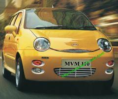 Chery auto parts for MVM 110 QQ3 Front Bumper& Rear Bumper