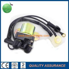 Kato excavator relay HD820-5 HD820-7 electric motor start relay 125-1302
