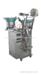 full auotmatic hardware screws packing machine with 2 bowls