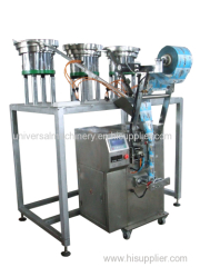 full automatic screws counting packing machine