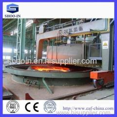 All types of VD/VOD vaccum refining furnace electrice furnace Industrial refining furnace