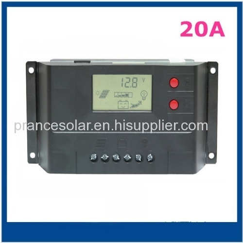 Solar PWM charge controller 20A