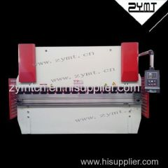hydraulic sheet bend machine
