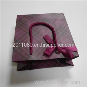 Small Paper Shopping Bags