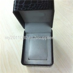 PU Leather Watch Packaging Box