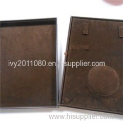 Jewelry Display Leather Box