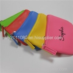 Small Nylon Coin Bags