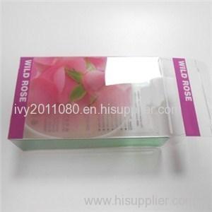 Perfume PVC Packaging Box