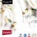 2015 new fsahion style birds figure digital printed female headscarf with Pattern Design Service