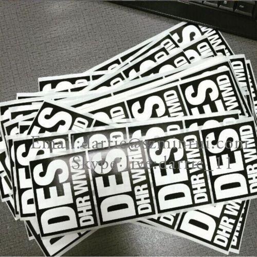 China Top Destructible Self Adhesive Vinyl Producer Supply