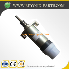 caterpillar engine stop solenoid CAT 330C excavator shut off valve 125-5774 3306