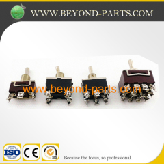 CAT caterpillar excavator spare switch 3 pins 9 pins 12 pins for 320 320B 320C