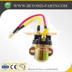 engine start relay excavator electric motor start relay ME049302