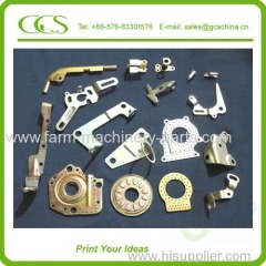 custom metal parts manufacturing custom stamping parts manufacturer