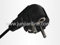 European power plug wire
