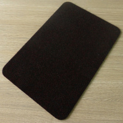 Polyester Mat Without Embossed door mat