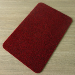 Polyester commercial door mats
