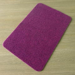 Polyester personalised door mat