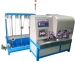 Full automatic crimping machine with cable end stripping