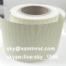 Water Wave Destructible Adhesive Label Material Vinyl for Tamper Evident