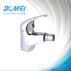 Quality bidet faucet (brass body brass spout zinc handle)