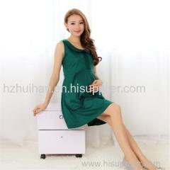 e01ac1ac5134a new arrival winter maternity dress with anti-radiation pregnant clothing  from China