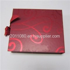 Wedding Favor Paper Box