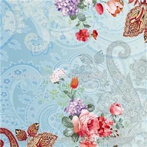 Digital Print Silk Shawl Factory China